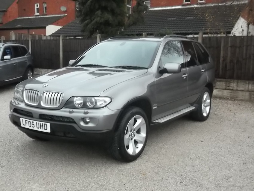 View BMW X5 D SPORT 3.0 TURBO DIESEL AUTOMATIC