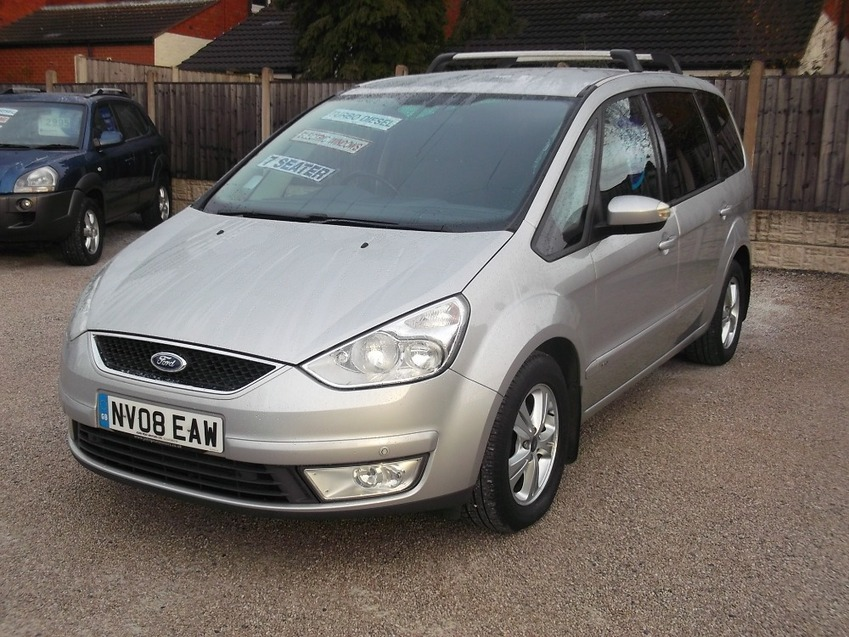 View FORD GALAXY ZETEC 2.0 TDCI 7 SEATER TURBO DIESEL