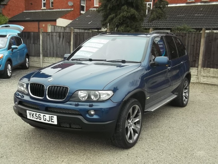 View BMW X5 D SPORT EDITION 3.0 TURBO DIESEL AUTOMATIC
