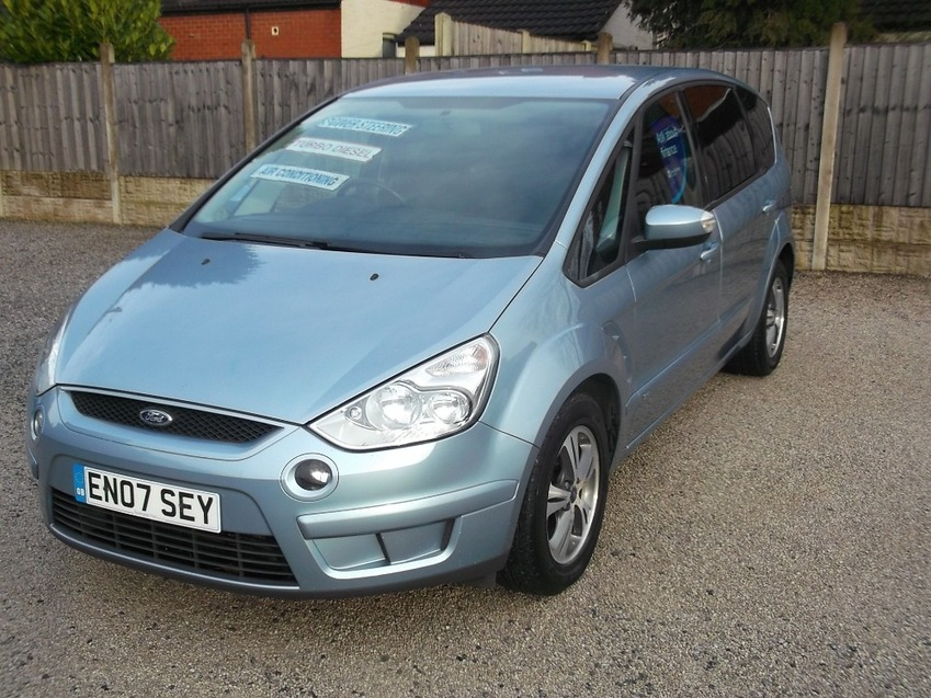 View FORD S-MAX ZETEC TDCI