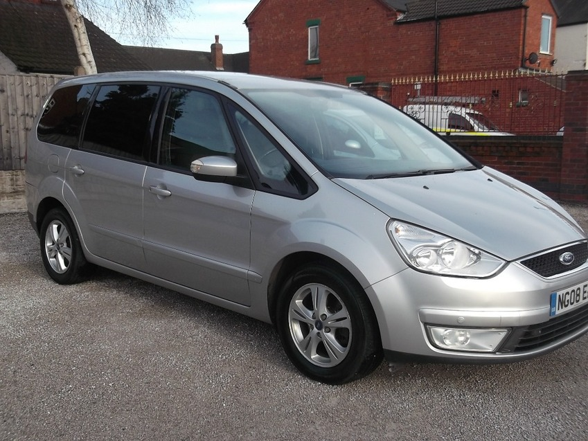 View FORD GALAXY ZETEC TDCI2.0 TURBO DIESEL AUTOMATIC 7 SEATER