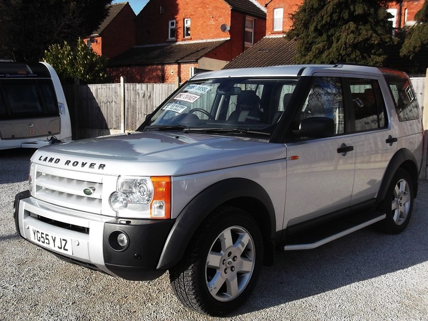 View LAND ROVER DISCOVERY 3 2.7 TDV6 HSE AUTOMATIC 7 SEATER TURBO DIESEL