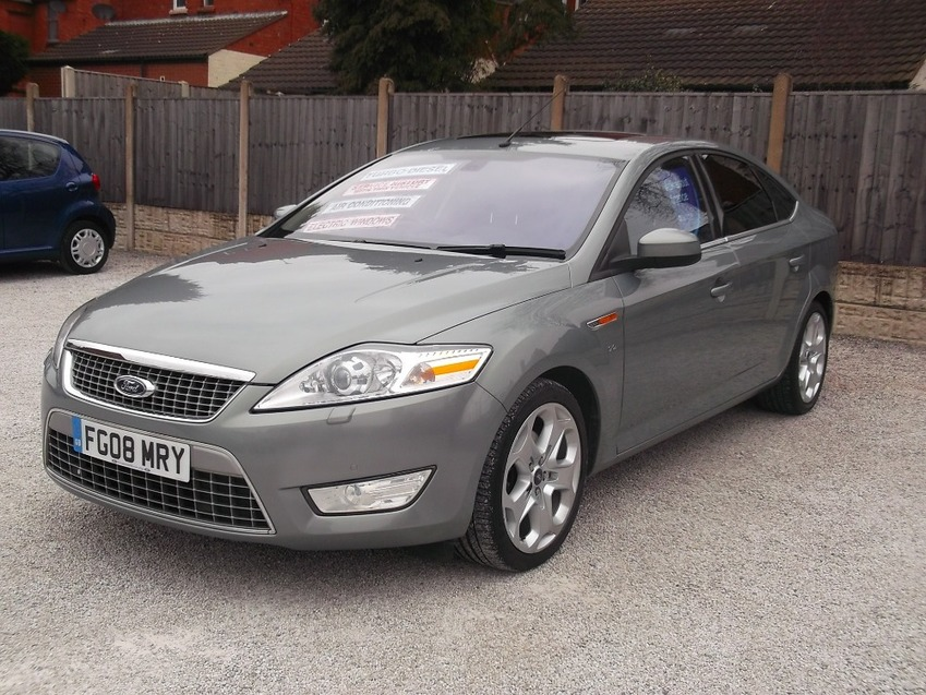 View FORD MONDEO TITANIUM X TDCI 2.2 TURBO DIESEL 5 DOOR HATCHBACK